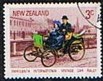 New Zealand 1972 International Vintage Car Rally SG 972 Fine Used