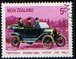 New Zealand 1972 International Vintage Car Rally SG 974 Fine Used