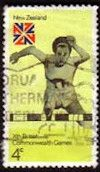 New Zealand 1974 Tenth British Commonwealth Games SG 1041 Fine Used