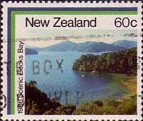 New Zealand 1986 Coastal Scenery SG 1396 Fine Used