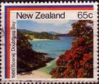 New Zealand 1986 Coastal Scenery SG 1397 Fine Used