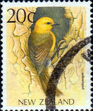 New Zealand 1988 Native Birds SG 1461 Fine Used