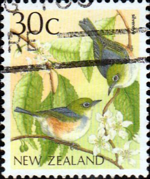New Zealand 1988 Native Birds SG 1462 Fine Used
