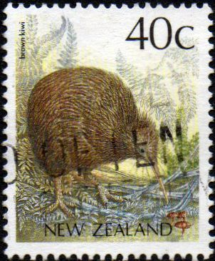 New Zealand 1988 Native Birds SG 1463 Fine Used