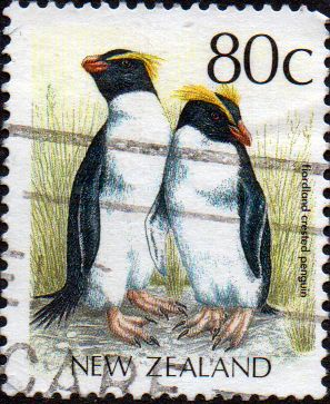 New Zealand 1988 Native Birds SG 1467 Fine Used
