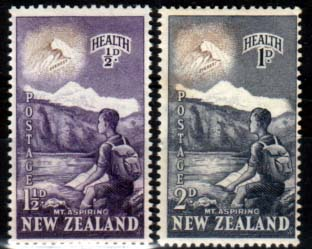 New Zealand Health Stamps