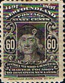 Newfoundland 1897 SG 79 Discovery Mint