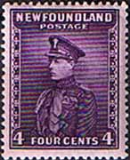 Newfoundland 1932 SG 212 Duke of Windsor Fine Mint