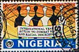 Nigeria 1971 SG 259 Racial Equality Year Fine Used