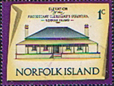 Norfolk Island 1973 Historic Buildings SG 133 Fine Mint
