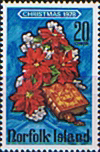 Norfolk Island 1978 Christmas SG 215 Fine Mint