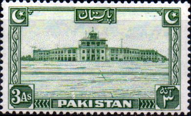 Pakistan 1948 SG 31 Fine Mint