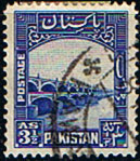 Pakistan 1948 SG 32 Fine Used