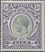 Postage Stamps of Antigua and Barbuda