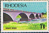Rhodesia 1969 Bridges SG 437 Fine Mint