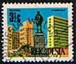Stamps of Rhodesia 1970 Commerce SG 442 Fine Used SG 442 Scott 279