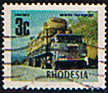 Rhodesia 1970 Road Transport SG 441c Fine Used