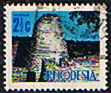 Stamps of Rhodesia 1970 Zimbabwe Ruins SG 441 Fine Used SG 441 Scott 277