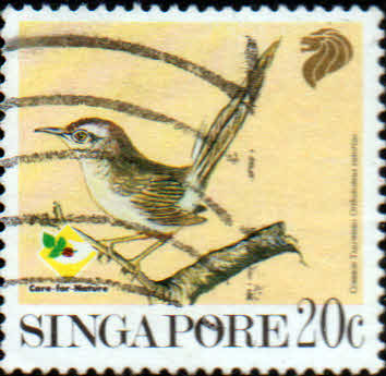 Singapore Stamps 1995 Marine Fishes