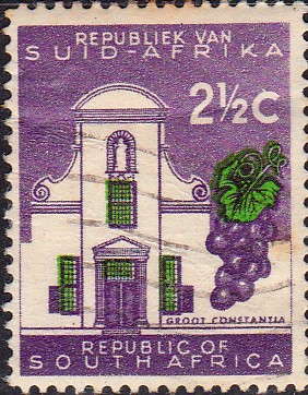 South Africa 1961 First Republick SG 202 Fine Used