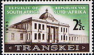 South Africa 1963 SG 237 Transkei Assembly Fine Mint