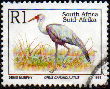 South Africa 1993 Endangered Fauna SG 817 Fine Used