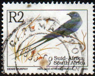 South Africa 1993 Endangered Fauna SG 818 Fine Used