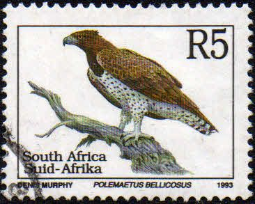 South Africa 1993 Endangered Fauna SG 819 Fine Used