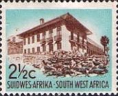 South West Africa 1961 First Decimal SG 175 Fine Mint