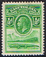 Stamps of Basutoland and Lesotho