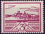 Stamps of Jersey Pre Decimal Issues