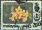 State of Perak 1979 Flowers SG 189 Fine Used