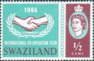 Swaziland 1965 International Co-operation Year SG 115 Fine Mint
