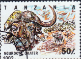 Tanzania 1993 National Parks SG 1690 Fine Used
