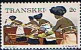 Transkei 1976 Scenes and Occupations SG 2 Fine Mint