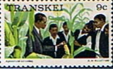 Transkei 1976 Scenes and Occupations SG 9 Fine Mint
