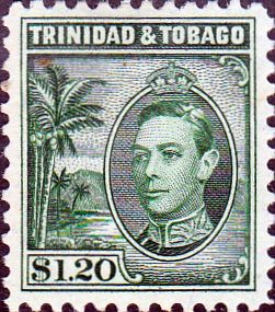 Stamps Trinidad and Tobago 1938 SG 255 Kings Head Fine Used